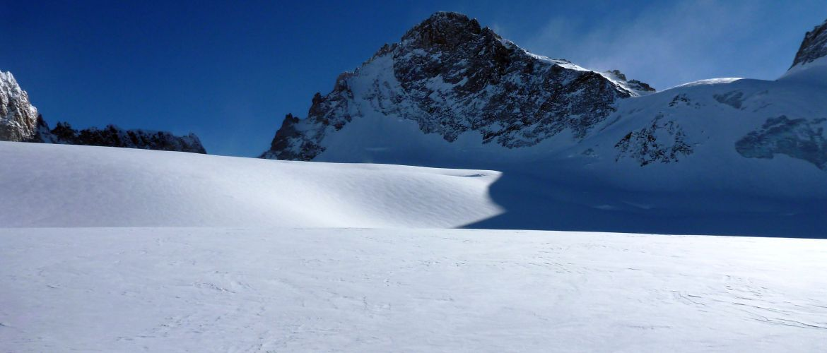 Fresh Powder at La Grave, France